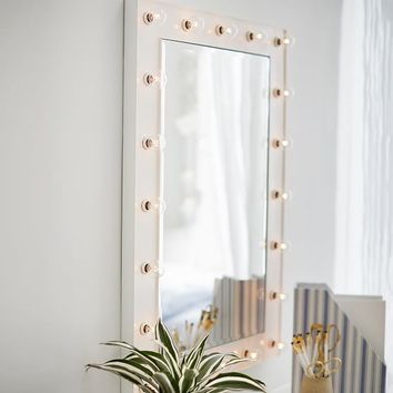 Marquee Light Mirrors