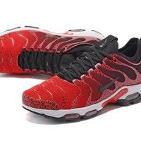 NIKE AIR MAX PLUS TN  red black 36-46