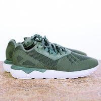 adidas Originals Tubular Runner Weave - Base Green