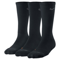 Nike Dri-FIT Cushioned Crew Kids' Socks (Medium/3 Pair)