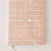 Mini Oh Snap Printed Leather Journal | Urban Outfitters