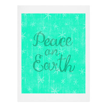 Nick Nelson Peaceful Wishes Art Print