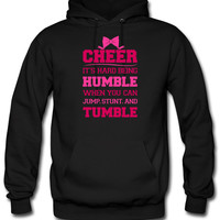If Cheerleading Was Easy hoodie