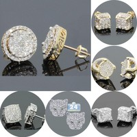 Assorted Iced Out Earring