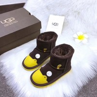 Ugg Baby Fashion Wool Snow Boots-6