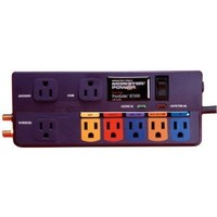 Monster Cable HTS 800 Home Theater PowerCenter with Clean Power Stage 1