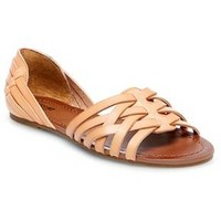 Women's Gena Wide Width Strappy Flat Huarache Sandals - Mossimo Supply Co.™