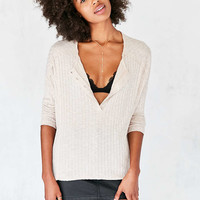 BDG Avery Henley Sweater - Urban Outfitters