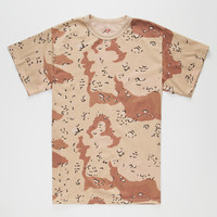 Rothco Desert Camo Mens T-Shirt Desert  In Sizes