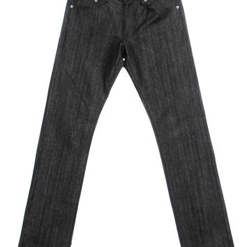 Kennedy Denim Co. - Standard Raw Denim (Black)