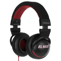 Skullcandy El Heat Nba Hesh Headphones Black/Red One Size For Men 20715012601