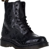 Dr. Martens Cassidy Lace-Up Boot Black Leather - Jildor Shoes, Since 1949