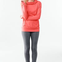 Women's Activewear Hooded Top from Lands' End