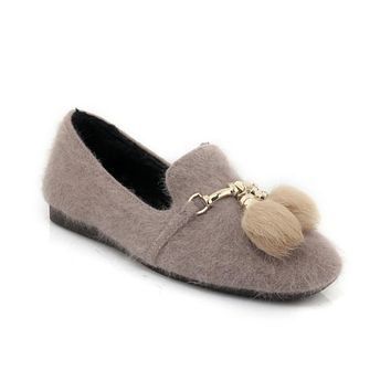 Women's Loafers Comfortable Flat Shoes