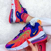 NIKE AIR MAX 270 REACT ENG Cushioned air cushion running shoes