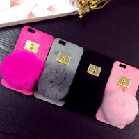Fur Candy Phone Case iPhone 5-5s