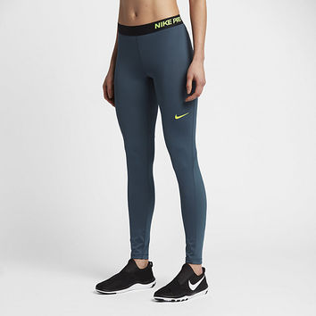 The Nike Pro Women's Training Tights.