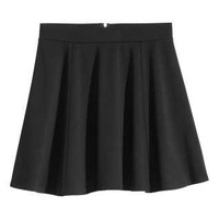 H&M Pleated Skirt $24.99