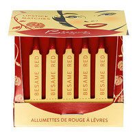 Bésame Cosmetics Classic Color Lipstick Matches (5 x 0.03 oz