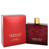 Versace Eros Flame by Versace Eau De Parfum Spray 6.7 oz