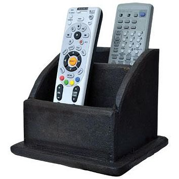 Double Remote Control Holder