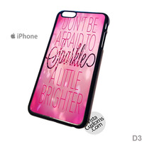 unicorn sparkle quotes Phone Case For Apple,  iphone 4, 4S, 5, 5S, 5C, 6, 6 +, iPod, 4 / 5, iPad 3 / 4 / 5, Samsung, Galaxy, S3, S4, S5, S6, Note, HTC, HTC One, HTC One X, BlackBerry, Z10