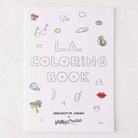 L.A. Coloring Book By Margherita Urbani