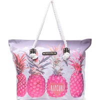 Rip Curl Pineapple Paradise Tote Bag - Womens Handbags - Pink - One