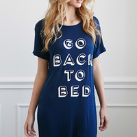 Back To Bed Nightdress