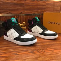 Louis Vuitton Lv Rivoli Sneaker Boot - Best Online Sale
