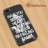 The Pretty Reckless Quotes custom case for all phone case