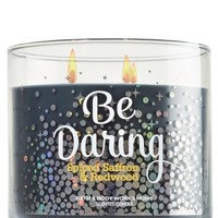 3-Wick Candle Be Daring