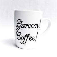 Pulp Fiction - Garcon Coffee - Mug