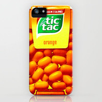 TIC TAC iPhone 5 Case by Simone Morana Cyla | Society6