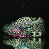 The sports shoes Embellishment service by MDNY on Etsy
