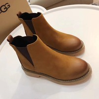 UGG Women Fashion Casual Low Heeled Shoes Boots-1