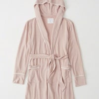 Womens Hooded Robe | Womens New Arrivals | Abercrombie.com