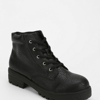 Deena & Ozzy Treaded Lace-Up Boot - Urban Outfitters