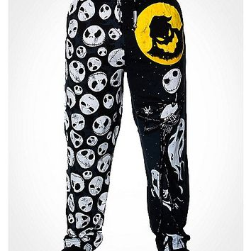 Nightmare Before Christmas Lounge Pants - Spencer's