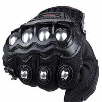 Alloy And Steel Motorcycle Gloves