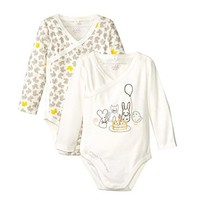 Stella McCartney Baby Girls Two-Pack Rompers