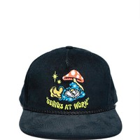 Genius At Work Corduroy Rope Hat