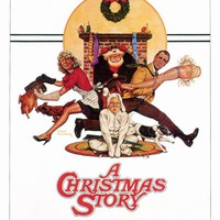 A Christmas Story 27x40 Movie Poster (1983)