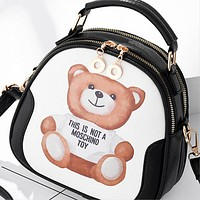 Wearwinds Moschino  Backpack Bag Handbag Shoulder bag School Bag Phone Bag