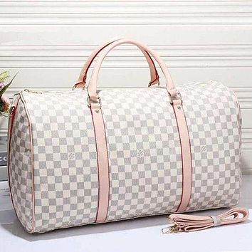 LV Louis Vuitton Hot Selling Large Capacity Handbags Fashionable Men's and Women's Luggage Bags Shoulder Messenger Bags  1