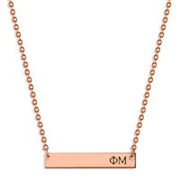 Phi Mu A-Love-List of Sorority Gifts and Jewelry | A-List Greek Designs