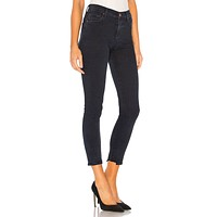 Rocket Crop High Rise Skinny Thrill