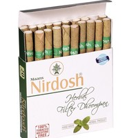 TheHerbalShop's NEW Nirdosh Tobacco FREE Herbal Cigarettes - 20/pack!
