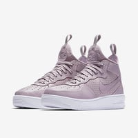 The Nike Air Force 1 UltraForce Mid Women's Shoe.