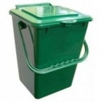 2.4 Gallon Kitchen Compost Buckets